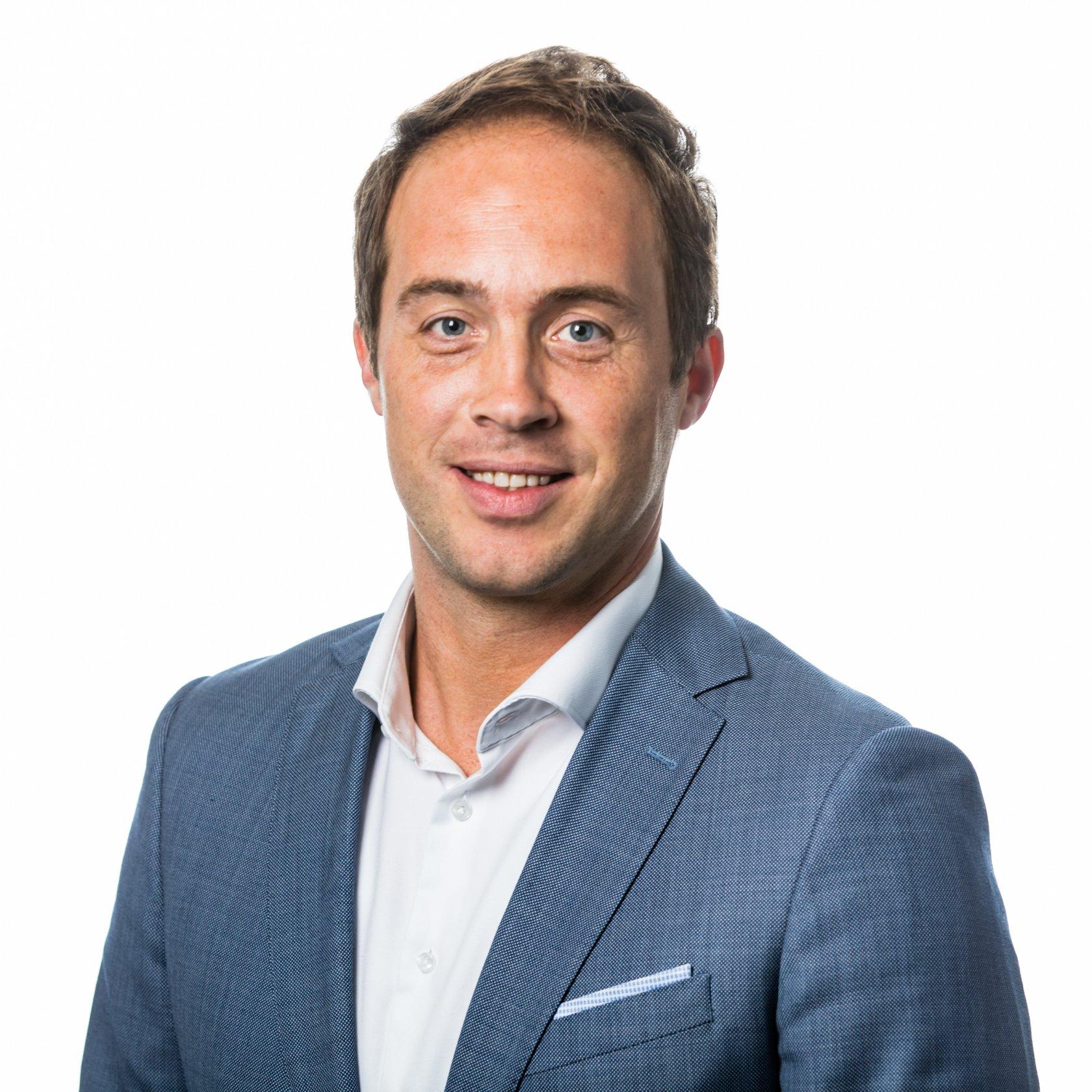 Daan Dijkhuizen CEO
