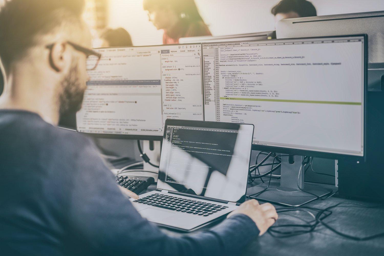 Transformatie naar softwarebedrijf