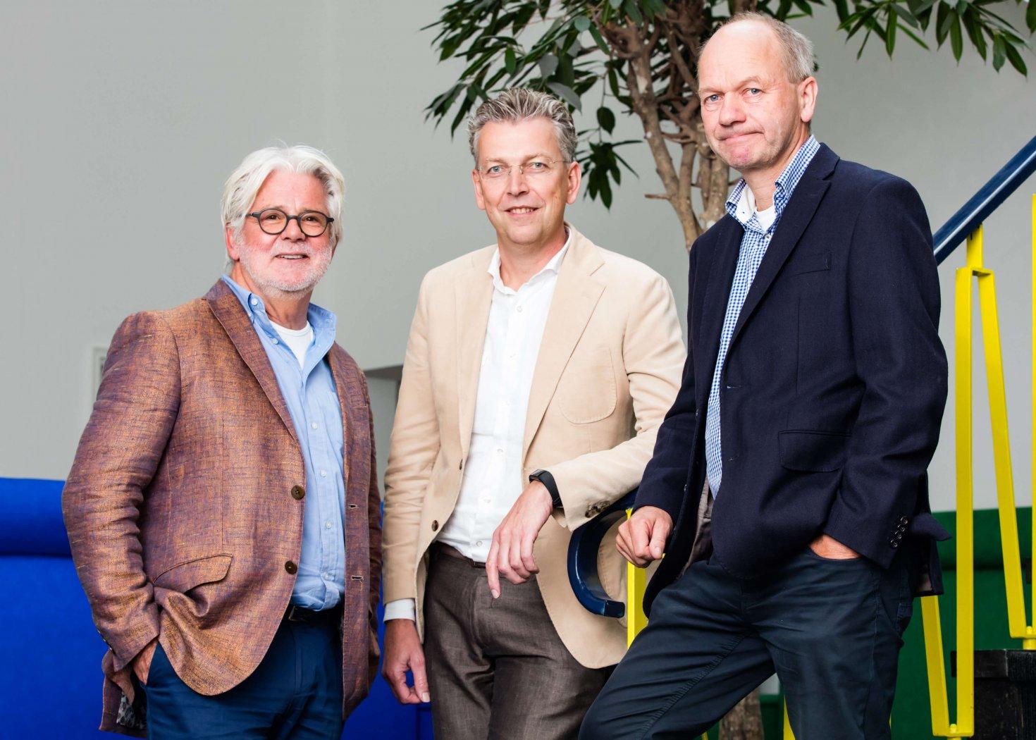Henk Jan Knol versterkt directie
