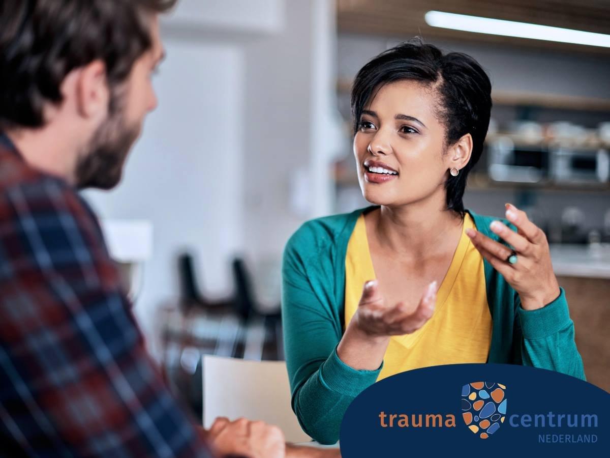 Nieuwe aanpak PTSS door Trauma Centrum Nederland