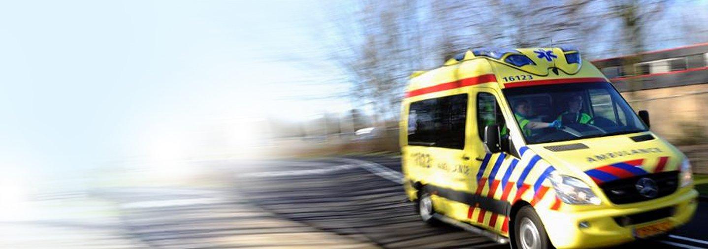 Capaciteitsplanning ambulances voortaan landelijk