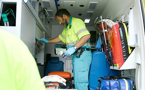 Ambulance EPD