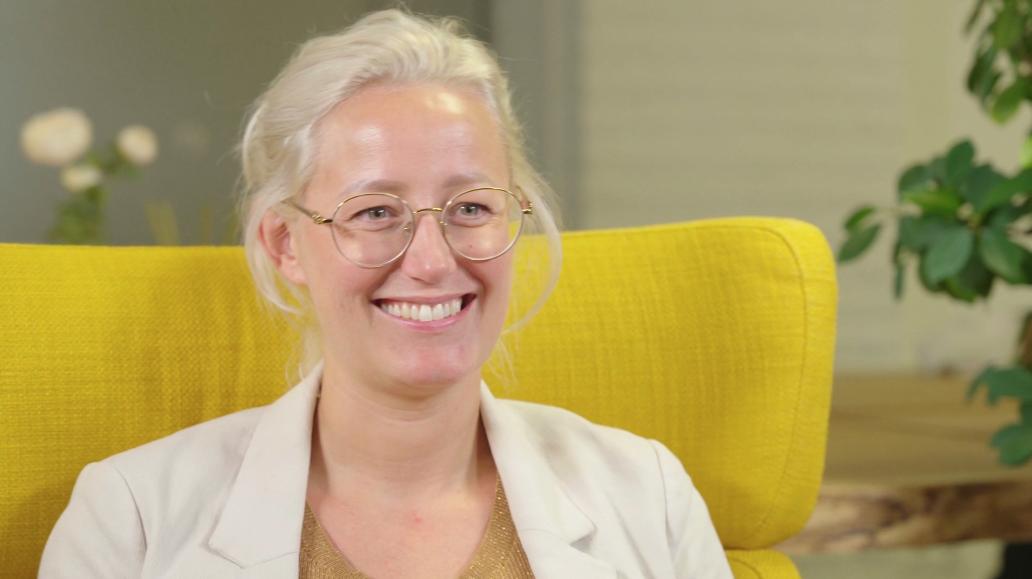 Business analist Marije Toenhake