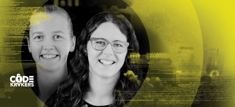 Codekraker 5: Lisette Heerink & Sally Augustijn